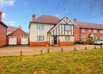 Thumbnail 4 bed detached house for sale in Lambeth Road, Colchester