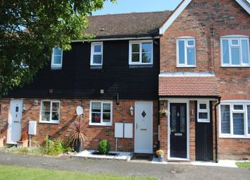 Thumbnail 2 bed terraced house to rent in Manor Close, Stoke Hammond, Milton Keynes