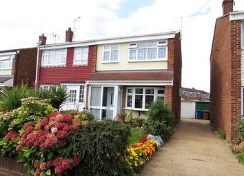 Thumbnail 3 bed semi-detached house for sale in Branksome Avenue, Stanford-Le-Hope