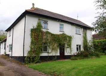 Thumbnail 5 bed detached house for sale in Tipton St. John, Sidmouth