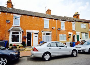 Thumbnail 2 bedroom terraced house for sale in Station Road, Desborough, Kettering