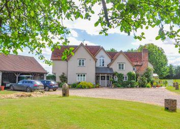 Thumbnail 5 bed detached house for sale in Brixton Lane, Rickling Green, Nr Saffron Walden, Essex