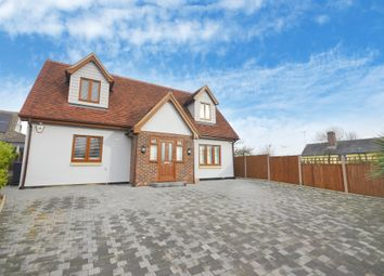 Thumbnail 4 bed detached bungalow for sale in The Street, Black Notley, Braintree