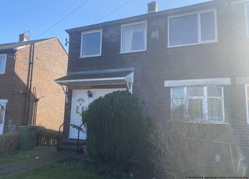 Thumbnail 3 bed semi-detached house to rent in Pateley Crescent, Huddersfield, West Yorkshire