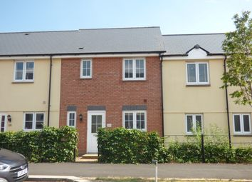 Thumbnail 3 bed terraced house to rent in Younghayes Road, Cranbrook, Exeter