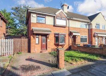 Thumbnail 3 bed terraced house for sale in Arundal Road, Middlesborough