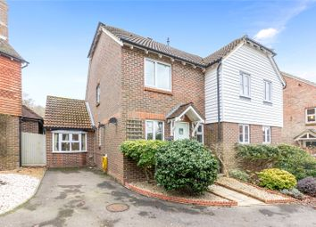 Thumbnail 2 bed semi-detached house for sale in Trinity Road, Hurstpierpoint, Hassocks, West Sussex