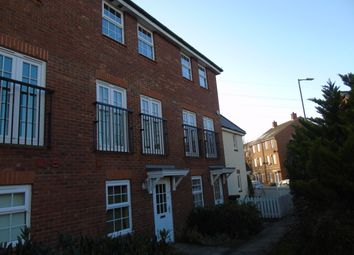 Thumbnail 4 bed town house for sale in Mendip Way, Stevenage
