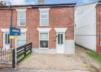 Thumbnail 2 bed end terrace house for sale in Watton, Thetford, Norfolk