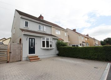 Thumbnail 3 bed semi-detached house for sale in Parkers Avenue, Wick, Bristol