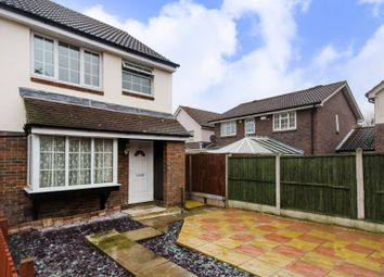 Thumbnail 3 bedroom property for sale in Vanbrugh Close, Beckton