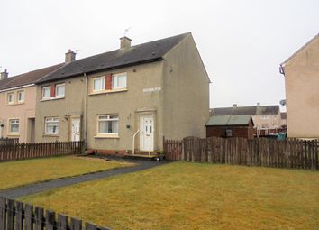 Thumbnail 2 bed terraced house for sale in Nobles Place, Bellshill