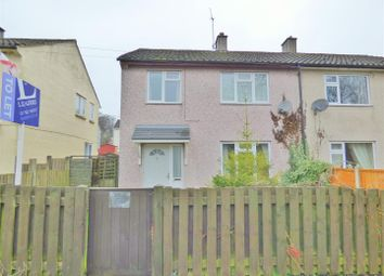 Thumbnail 3 bedroom semi-detached house to rent in Matlock Place, Silverdale, Newcastle