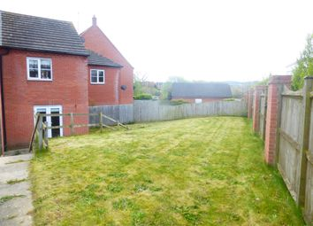 Thumbnail 2 bed terraced house for sale in Finney Drive, Grange Park, Northampton