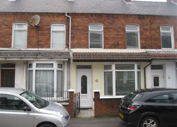 Thumbnail 3 bedroom terraced house to rent in Colvil Street, Belfast