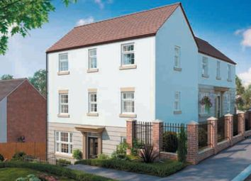 "Thumbnail 3 bed semi-detached house for sale in ""Lighthorne"" at Queen Elizabeth Road, Nuneaton"
