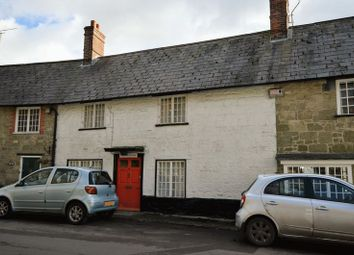 Thumbnail 2 bedroom terraced house for sale in St. James Street, Shaftesbury