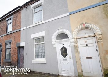 Thumbnail 5 bed terraced house for sale in Seaford Street, Stoke-On-Trent