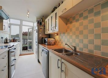 Thumbnail 2 bed flat for sale in Farthing Fields, London