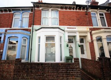 Thumbnail 2 bedroom terraced house for sale in Stamshaw Road, Portsmouth