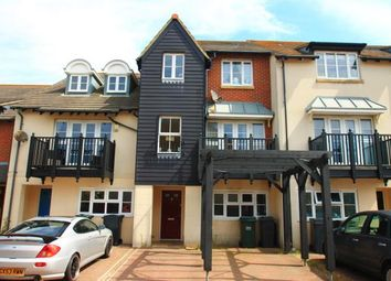 Thumbnail 4 bed terraced house for sale in Chatham Green, North Harbour, Eastbourne, East Sussex