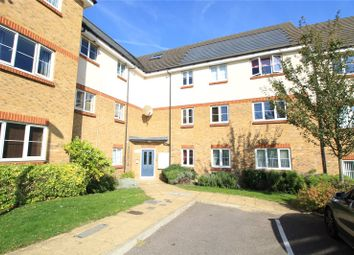 Thumbnail 2 bed flat for sale in Richard Howe House, Palm Drive, Rochester, Kent