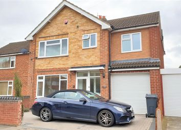 Woodcroft Avenue, Knighton, Leicester LE2. 4 bed semi-detached house to rent