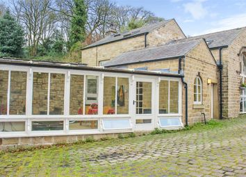 Thumbnail 3 bed link-detached house for sale in Manchester Road, Hollingworth, Hyde, Derbyshire
