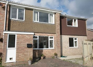 Thumbnail 4 bed end terrace house for sale in Lower Woodside, St Austell, Cornwall