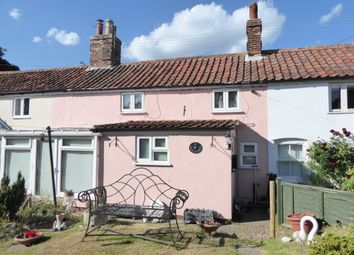 Thumbnail 2 bed terraced house for sale in Thorpeness, Leiston