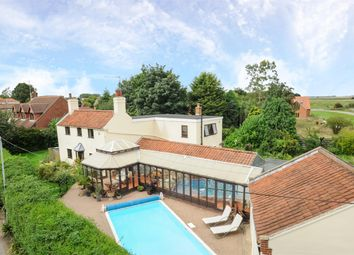 Thumbnail 4 bed detached house for sale in Boat Dyke Lane, Acle, Norwich