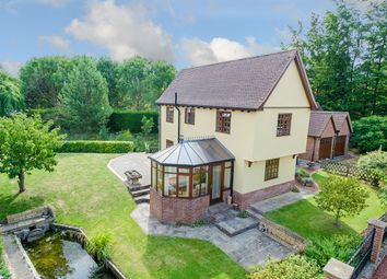 Thumbnail 3 bed detached house for sale in Moat Lane, Melbourn, Melbourn