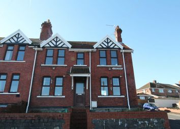 Thumbnail 2 bed semi-detached house for sale in Dyfrig Street, Barry