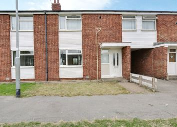 3 bed terraced house for sale in Clanthorpe, Hull, East Yorkshire HU6