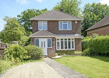 Thumbnail 3 bedroom detached house for sale in Bickerley Road, Ringwood