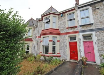 Thumbnail 5 bed terraced house for sale in Milehouse Road, Plymouth