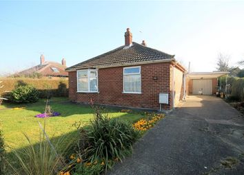 Thumbnail 2 bed detached bungalow for sale in 30 Sefton Avenue, York
