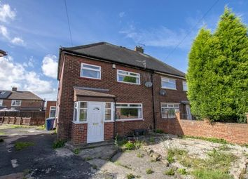 Thumbnail 3 bed semi-detached house for sale in Dilston Drive, Denton, Newcastle Upon Tyne, Tyne And Wear