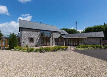 Thumbnail 3 bed detached house for sale in Caerwent, Caldicot