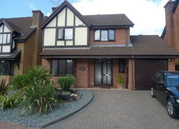 Thumbnail 3 bed detached house to rent in Oakleigh Court, Henllys, Cwmbran