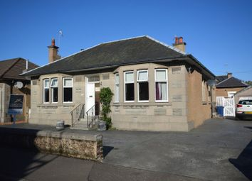 Thumbnail 4 bed detached bungalow for sale in Gibson Street, Dumbarton