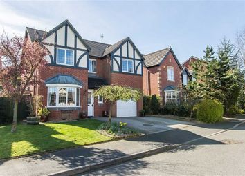 Thumbnail 4 bed detached house for sale in Cheddleton Park Avenue, Cheddleton, Leek