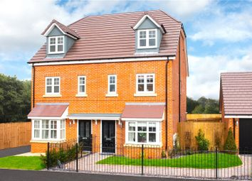 Thumbnail 3 bed semi-detached house for sale in Stoke Mandeville, Aylesbury, Buckinghamshire