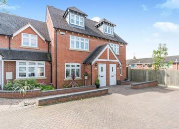 Thumbnail 3 bed end terrace house for sale in Kineton Croft, Olton, Solihull, West Midlands