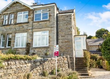 Thumbnail 3 bed end terrace house for sale in Bar Road, Baslow, Bakewell