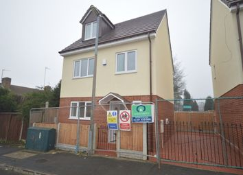 Thumbnail 3 bed detached house for sale in Oak Green, Dudley