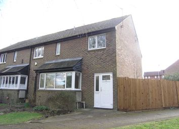 Thumbnail 3 bedroom end terrace house for sale in Bridgewater Way, Bushey