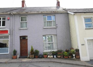 Thumbnail 4 bed end terrace house for sale in Talybont, Ceredigion, Talybont