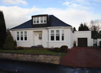 Thumbnail 4 bedroom detached bungalow to rent in 9 Campbell Avenue, Milngavie, Glasgow