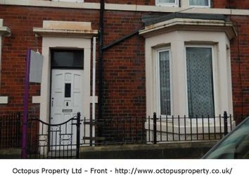 Thumbnail 3 bed terraced house to rent in Normount Road, Newcastle Upon Tyne